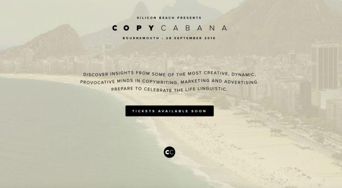 Copy Cabana 2016